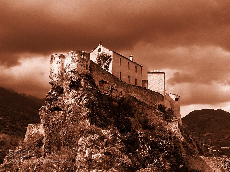 Photograph Citadelle de Corte by Thibaut Regis on 500px