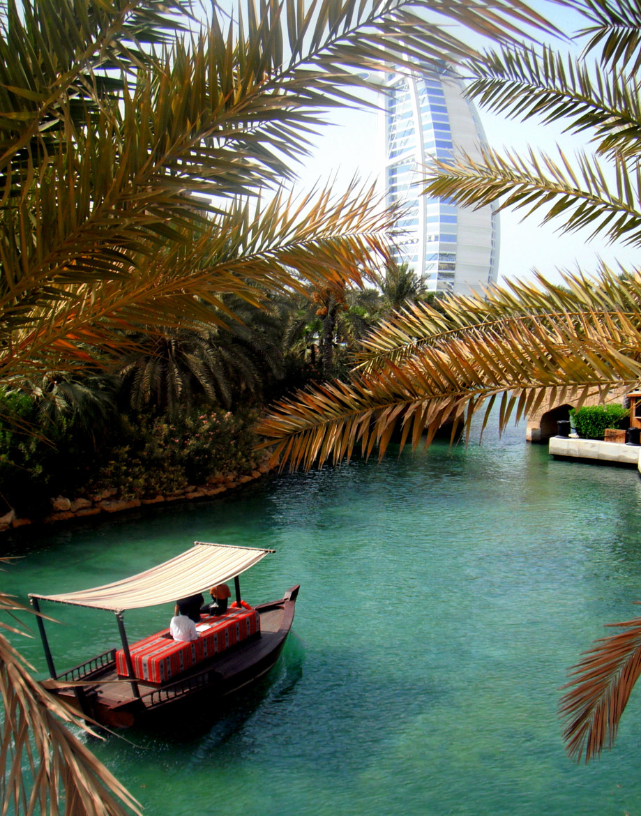 Photograph Madinat by Alice Mansell on 500px