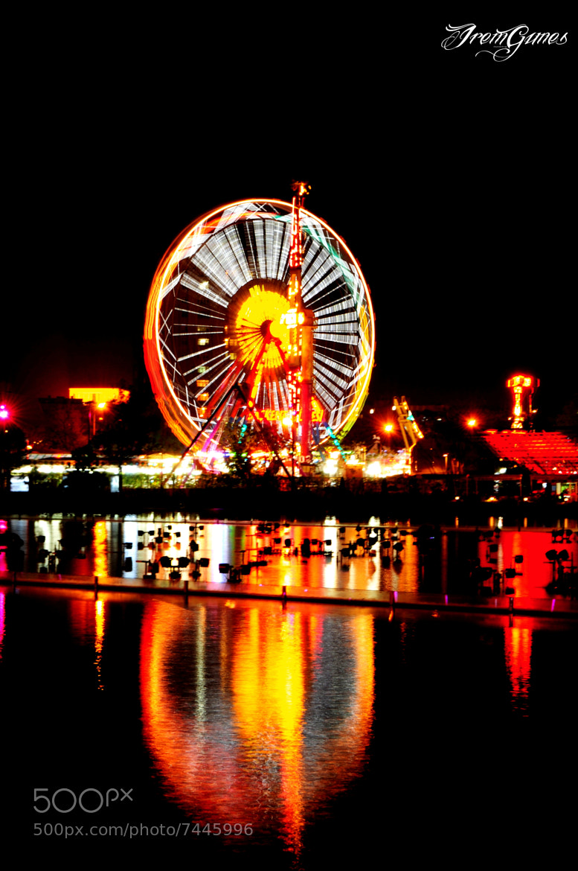 Photograph Ferris wheel by İrem Güneş on 500px