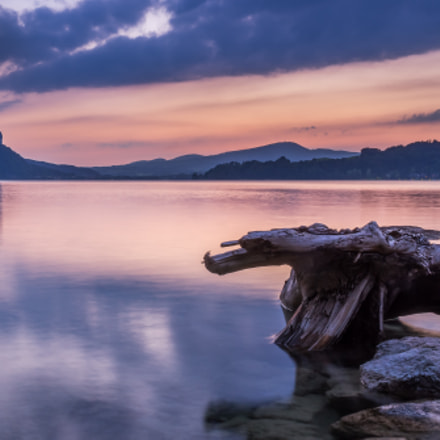 Mondsee After Sunset