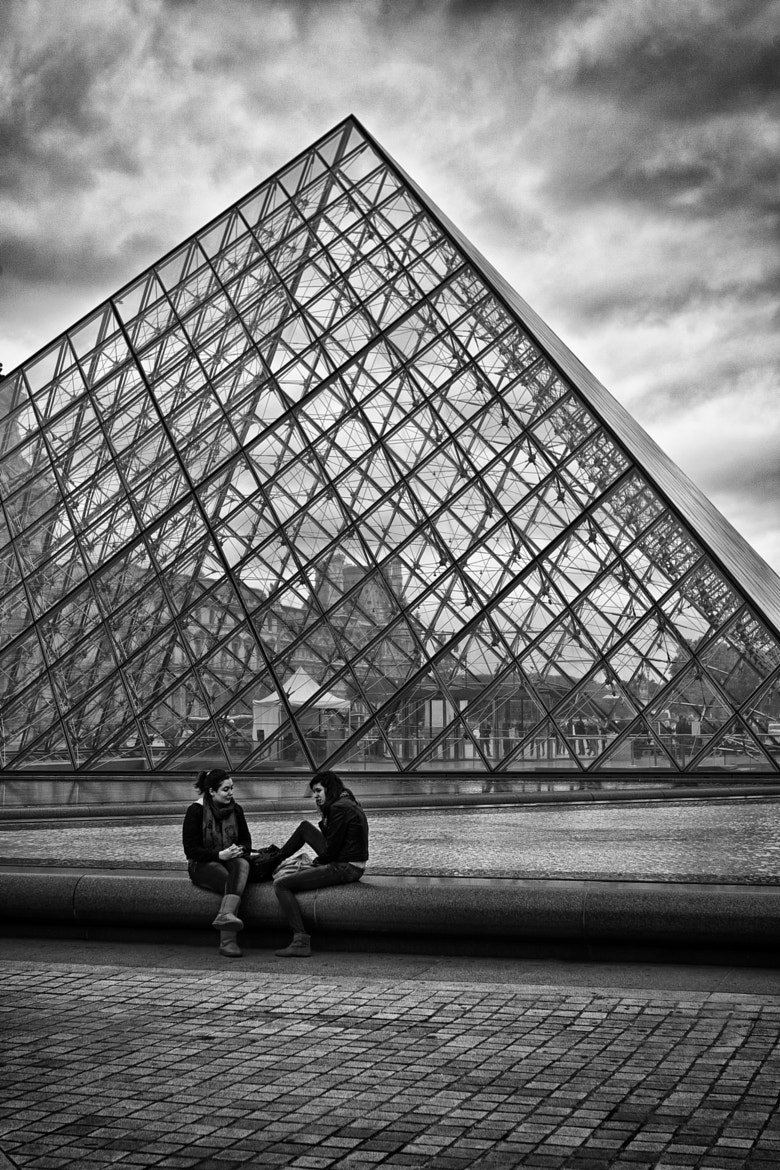 Photograph Discussion pyramidale by Helder Vinagre on 500px