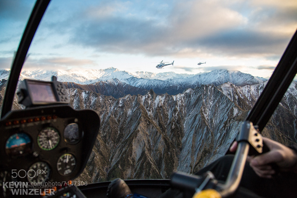 Photograph Recce Mission - Milford Sound, New Zealand by KevinWinzeler.com  ~ sports, lifestyle on 500px