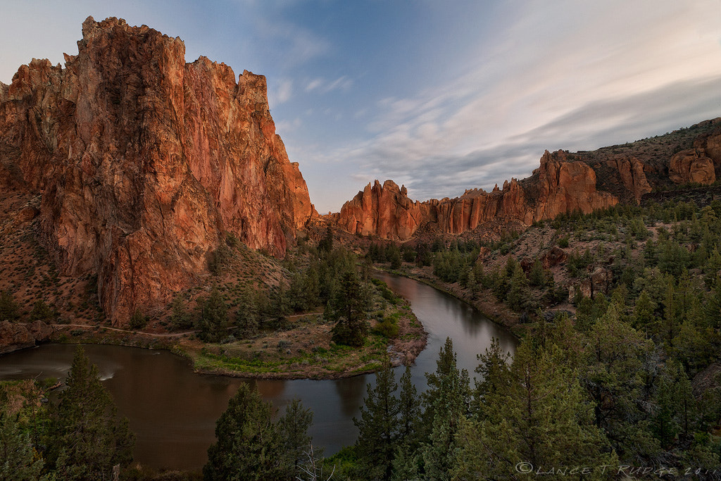 Photograph Smith Rock by Lance Rudge on 500px