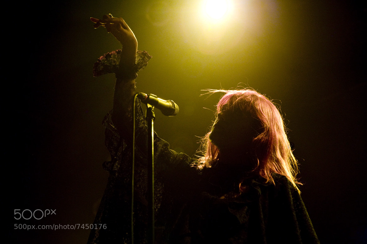 Photograph Florence and the Machine by Tracy Graham on 500px