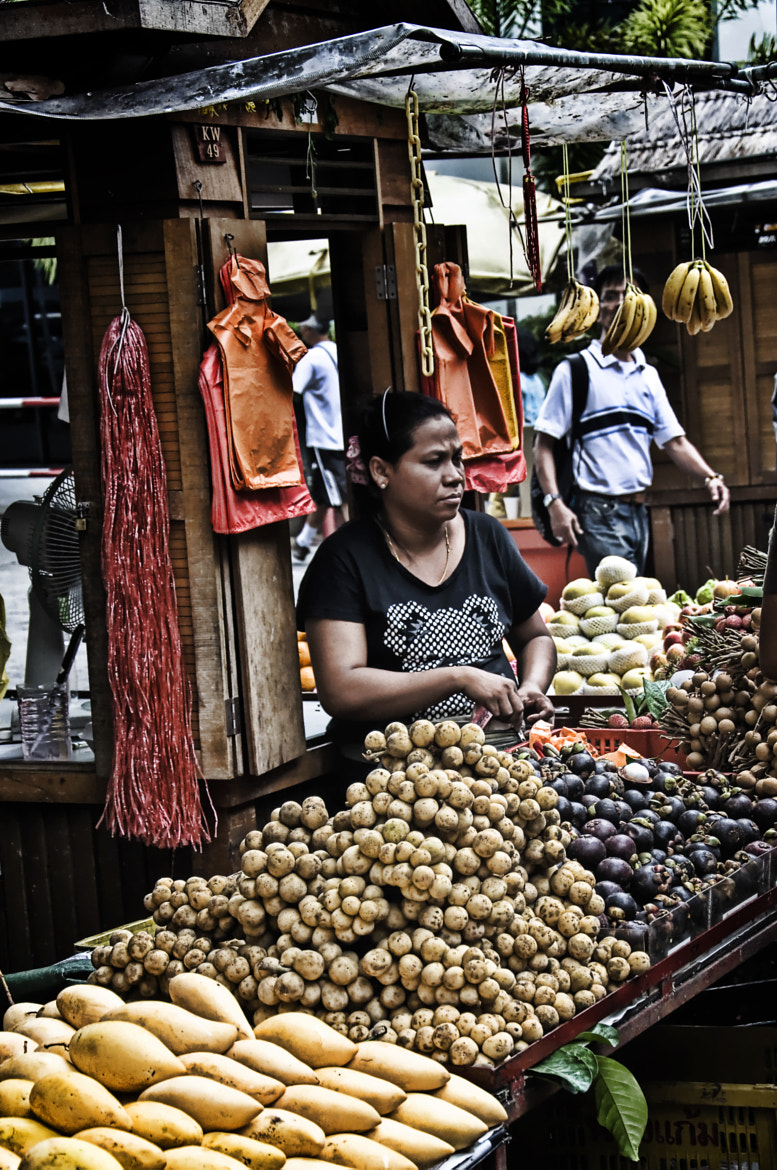 Photograph Fruits Seller by Zulkifli Yusof on 500px