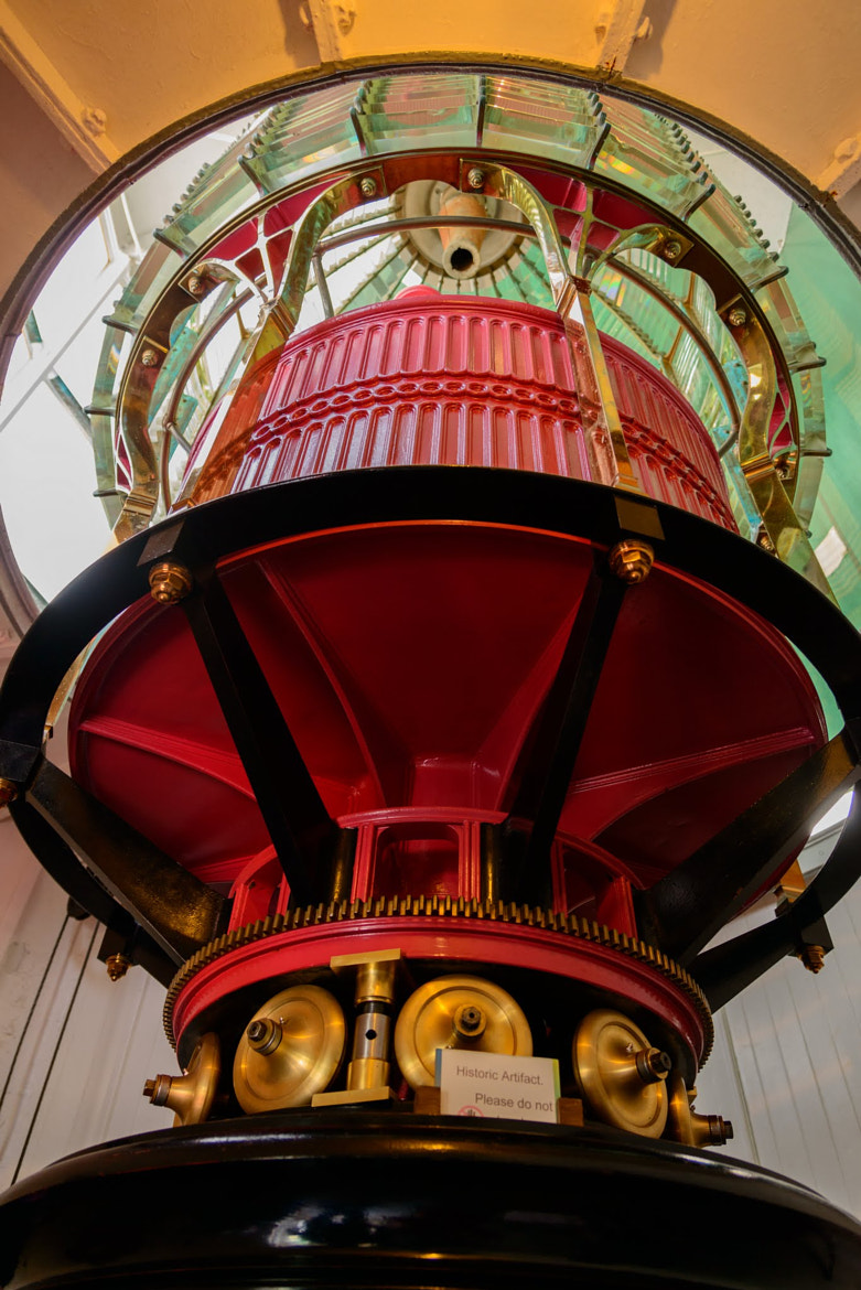 Photograph A 200 year old Lighthouse Interior by Yun-Ta Tsai on 500px