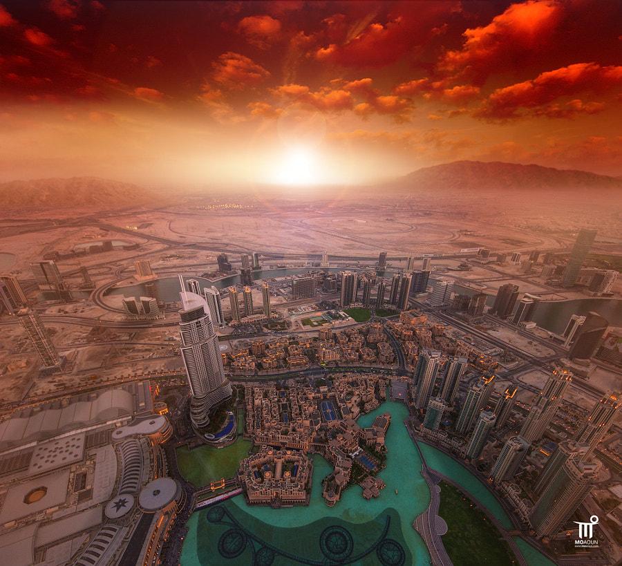 Good Morining Dubai