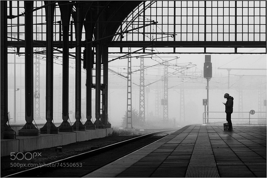Photograph waiting by Kai Ziehl on 500px