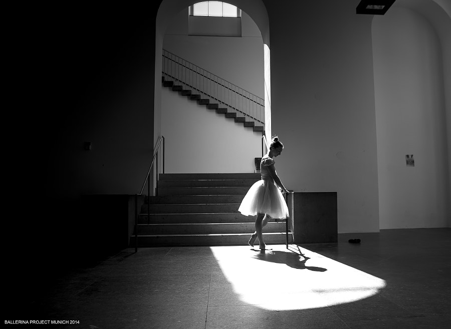 Ballerina Project Munich 2014 by Pascal Mueller on 500px.com