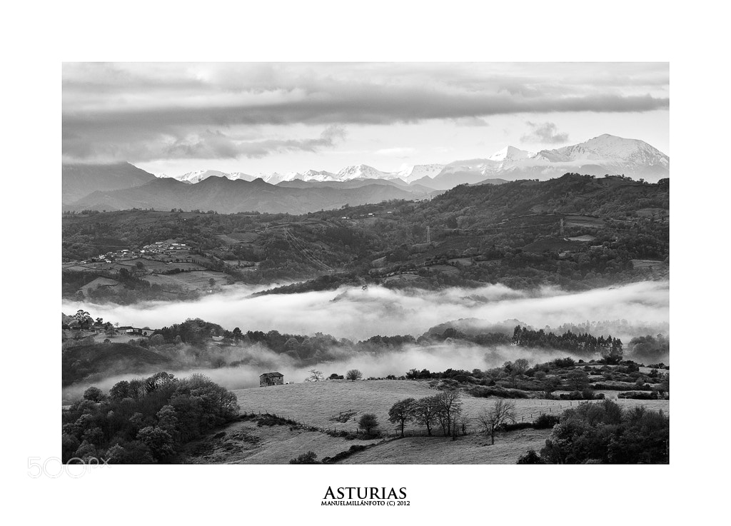 Photograph Asturias by Manuel Millán on 500px
