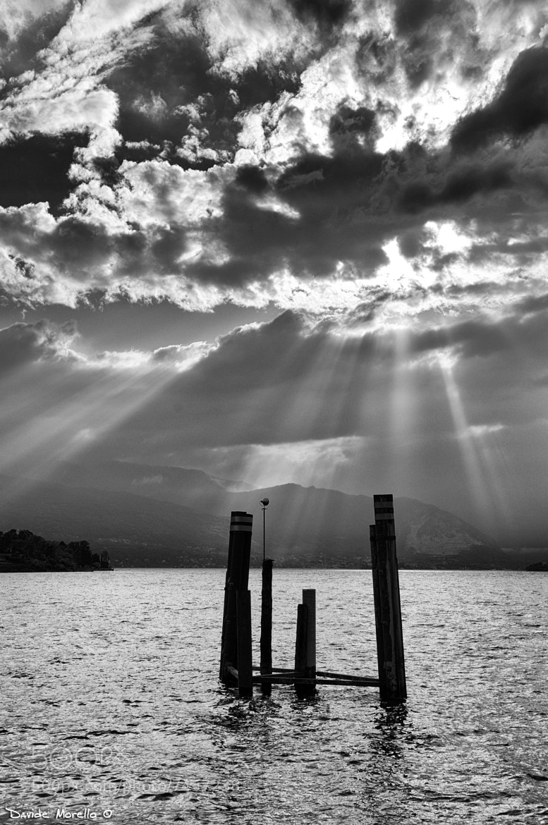 Photograph Rays of Light by Davide Morello on 500px