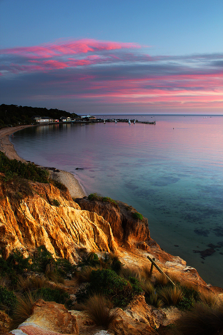 Photograph Half Moon Bay by Timmy Smalls on 500px