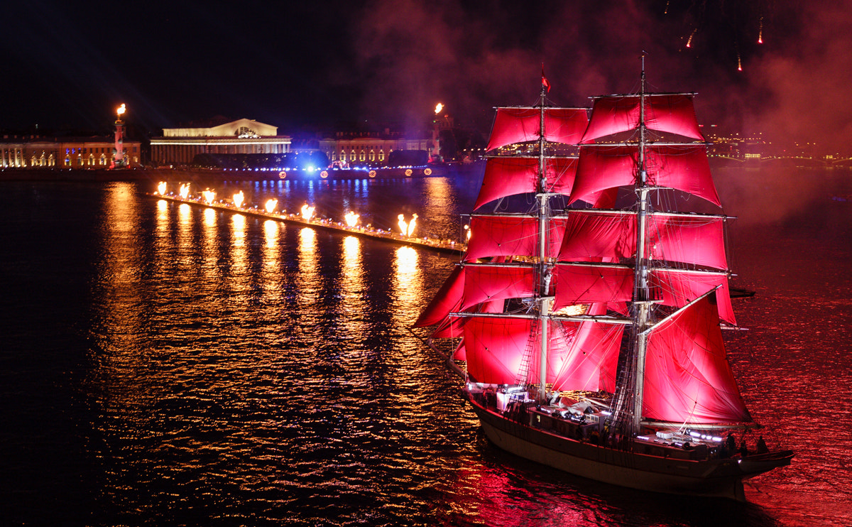 Photograph Scarlet Sails 2014 by Anton Malkov on 500px