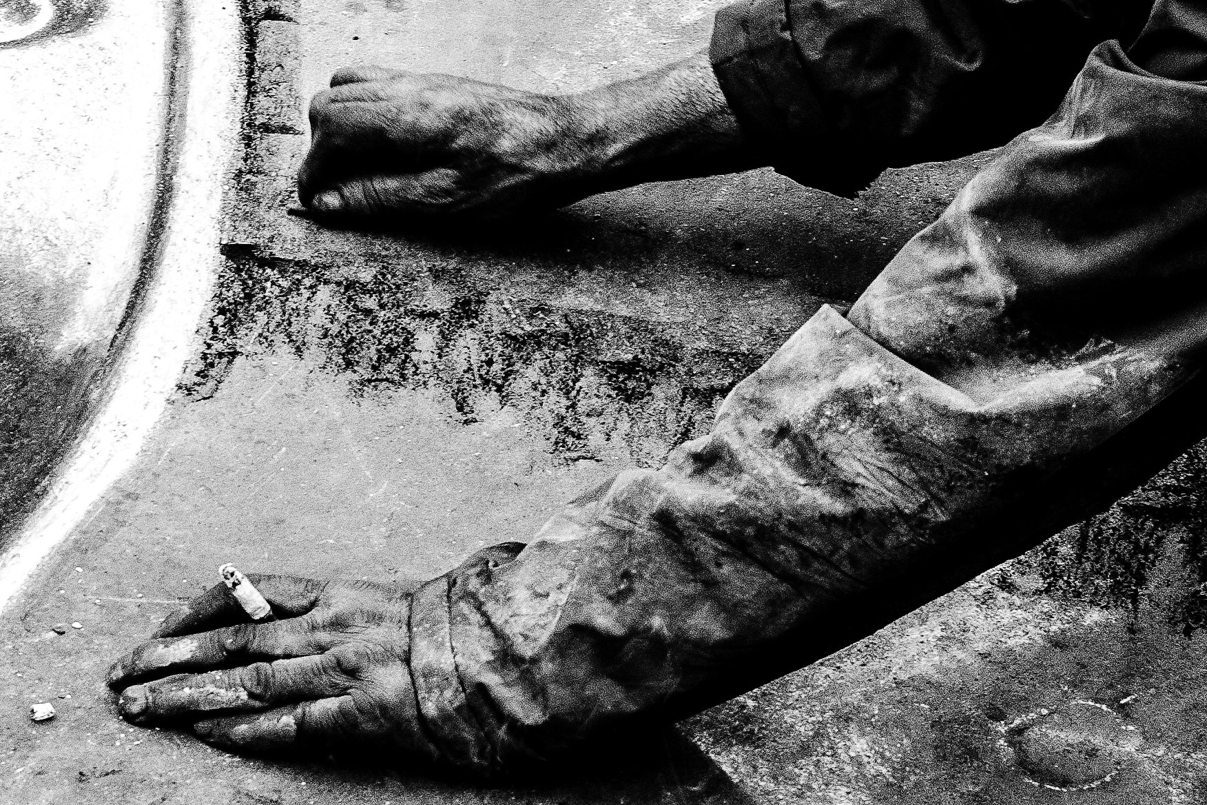 Photograph Hands of an artist by Giorgio Savona on 500px