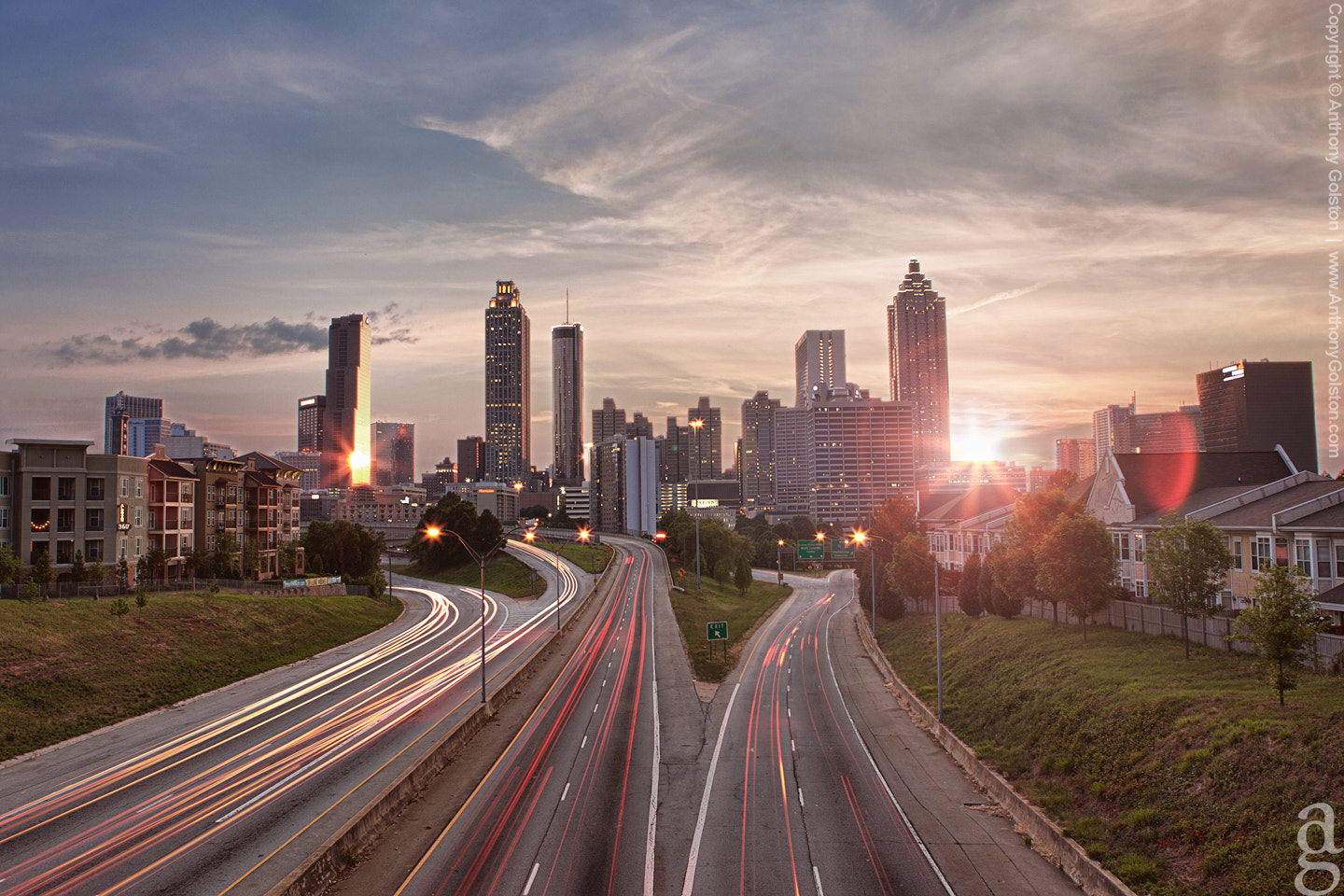 Photograph Downtown Atlanta by Anthony Golston on 500px