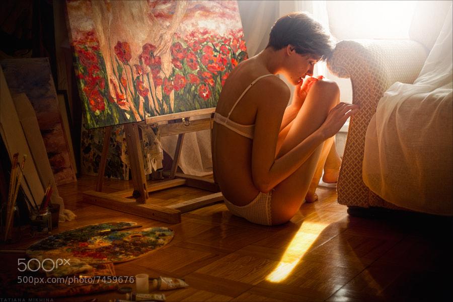 Something about love... by Tatiana Mikhina (TatianaMikhina) on 500px.com