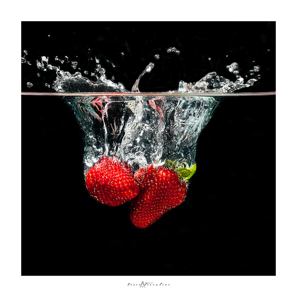 Photograph strawberry by Marco Tarantino on 500px