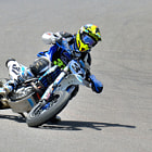 Постер, плакат: French supermoto championship 2