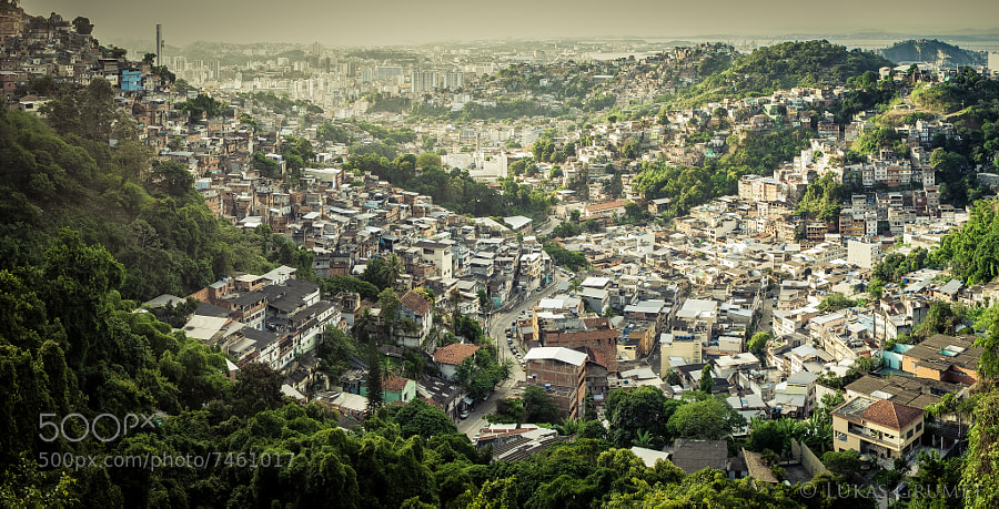 Photograph Favelas Part II by Lukas Grumet on 500px