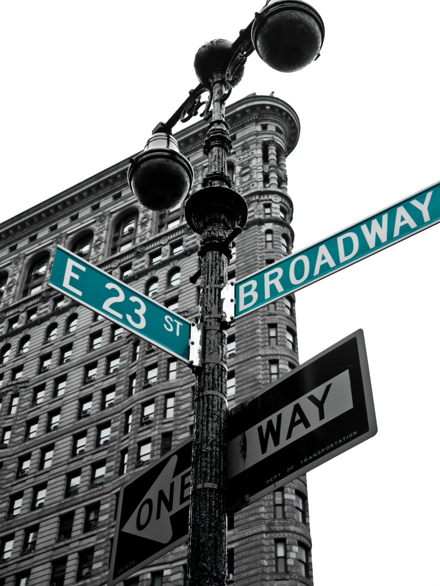 Photograph Flatiron Intersection by Gavin Sanders on 500px