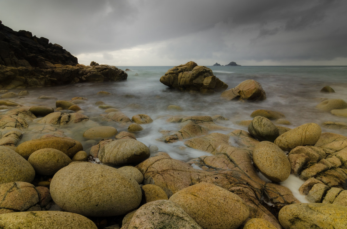 Photograph Nanven cove Cornwall by ROBIN HORTON on 500px