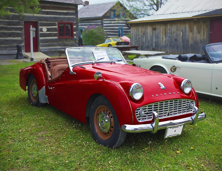 Triumph TR3a Pioneer Village