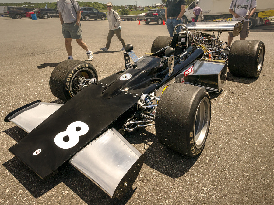 Chinook Mk12 Formula 5000 Racecar -1