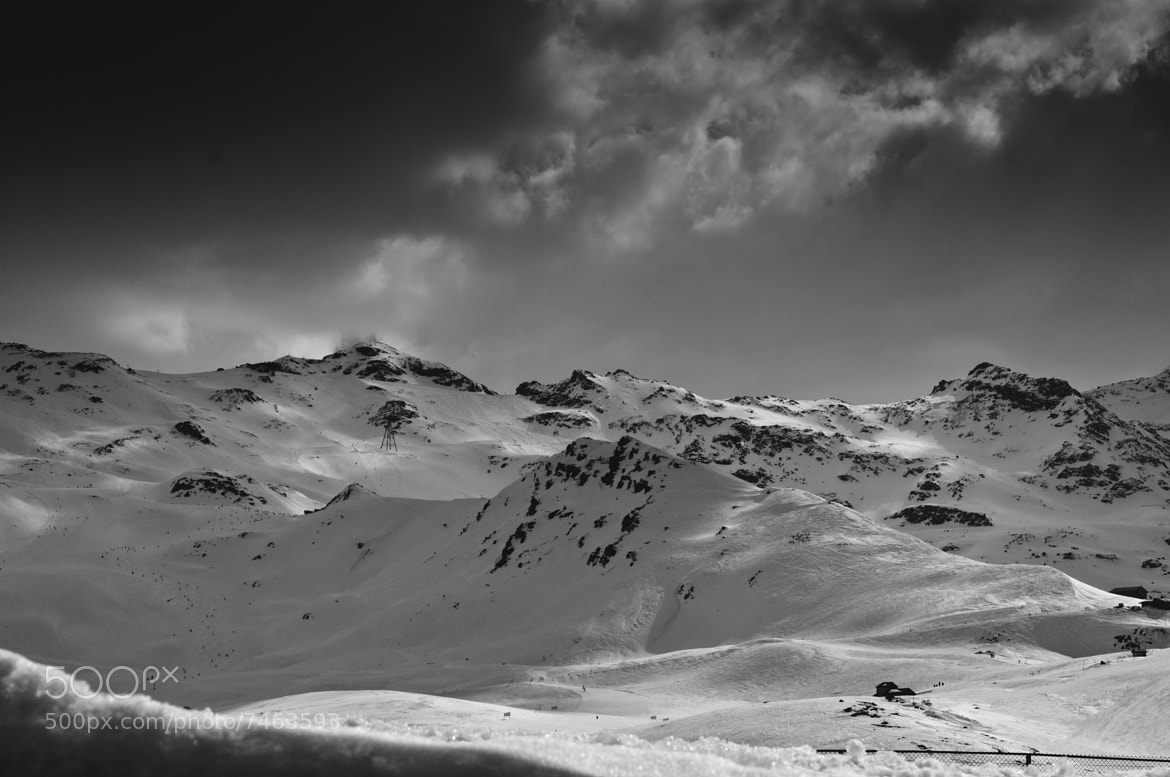 Photograph Val Thorens by Alex Drl on 500px