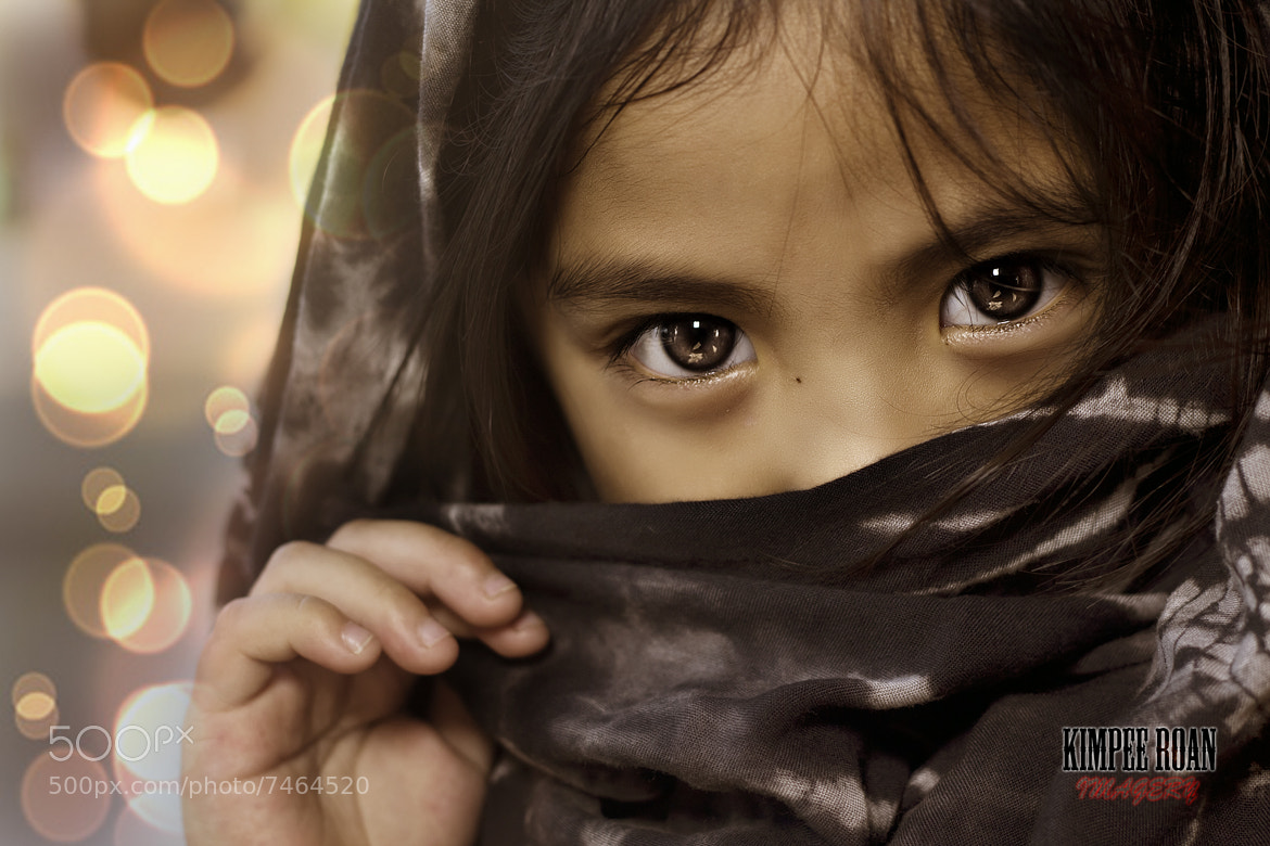 Photograph Innocence by Kimpee Roan on 500px