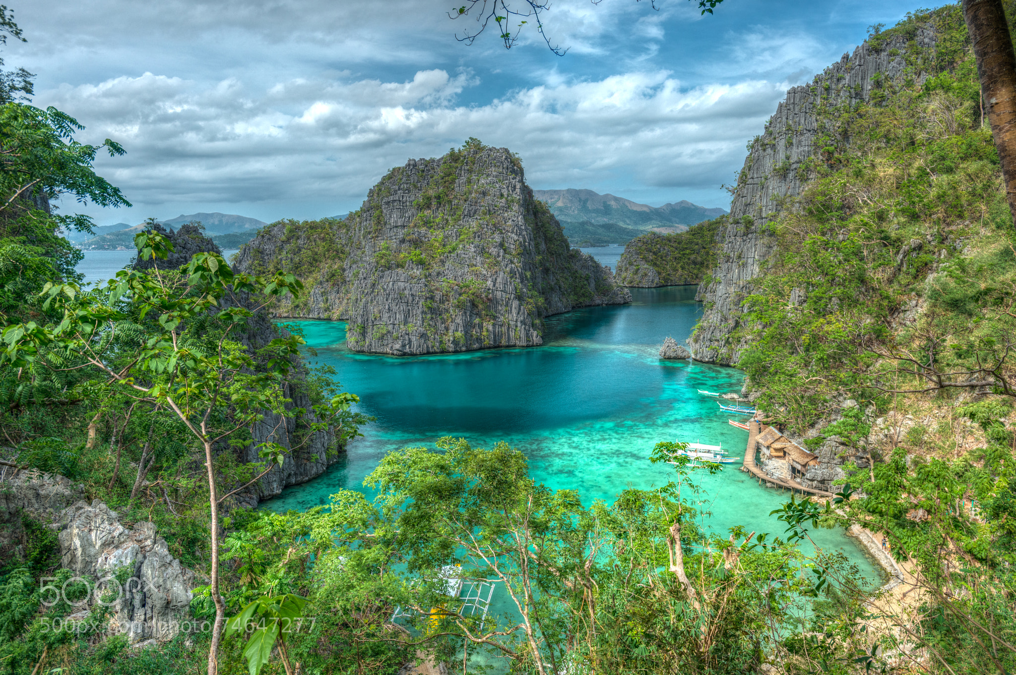 Redditpics Coron Island The Philippines By Kevin Boutwell 2048x1362 X Post R