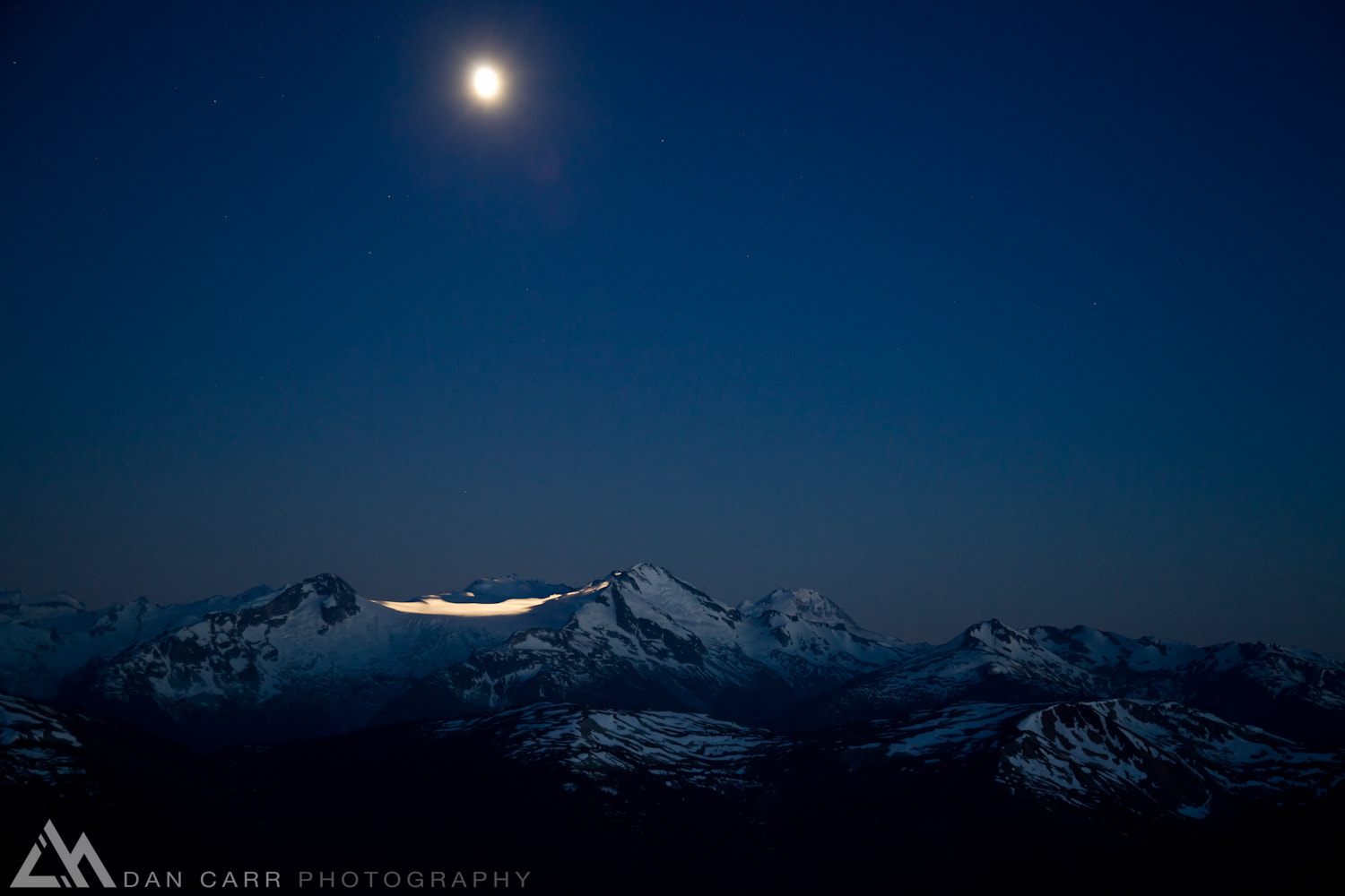 Photograph Moon Glacier by Dan Carr on 500px