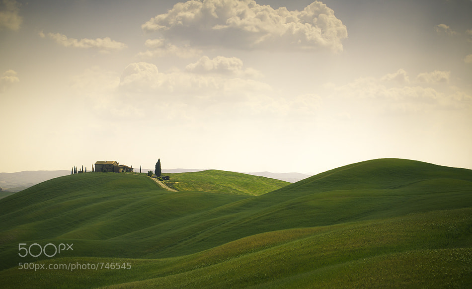 Photograph tuscany waves by Jens  Fersterra on 500px