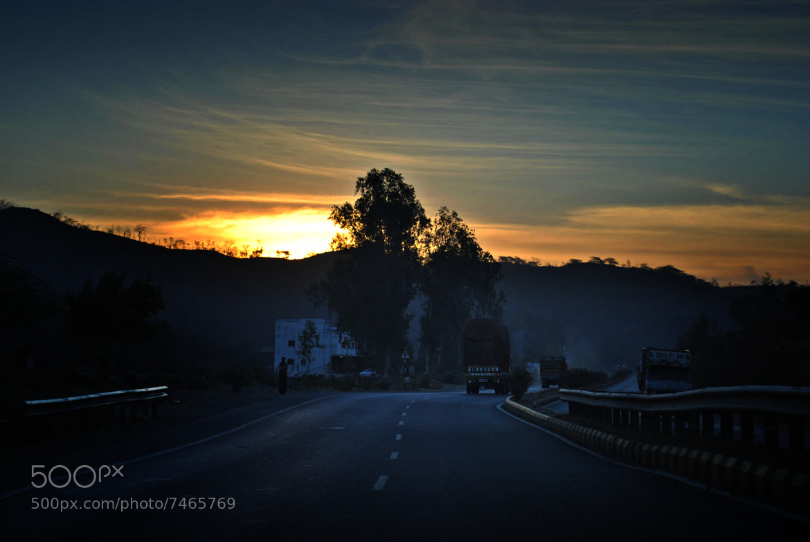 Photograph Road Trip by Sandeep Rathod on 500px