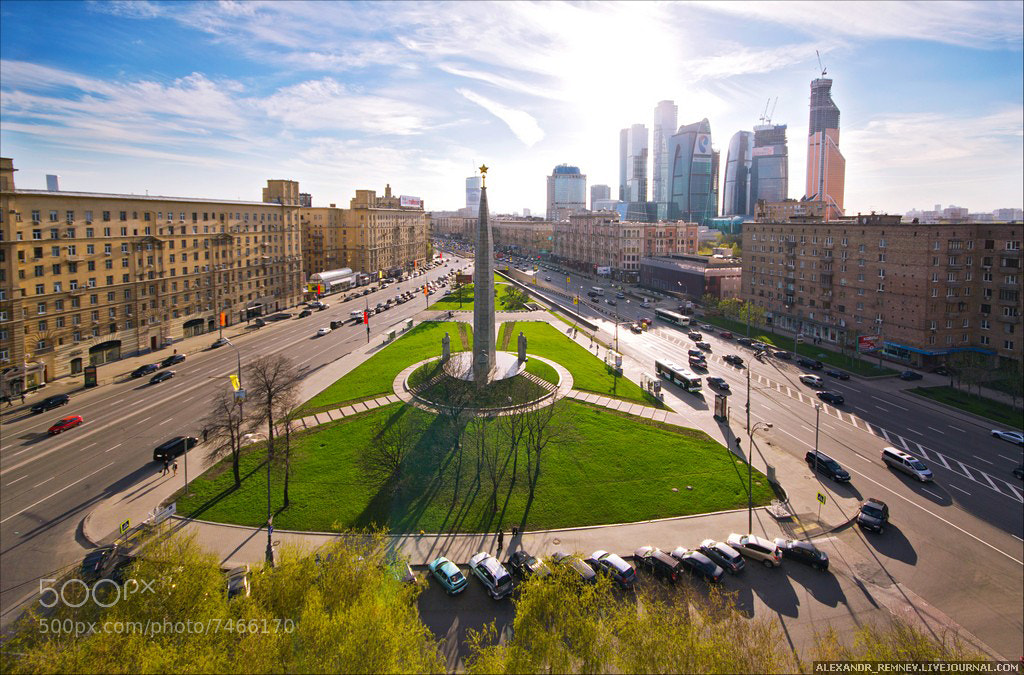Photograph Square in Moscow by Alexander Remnev on 500px