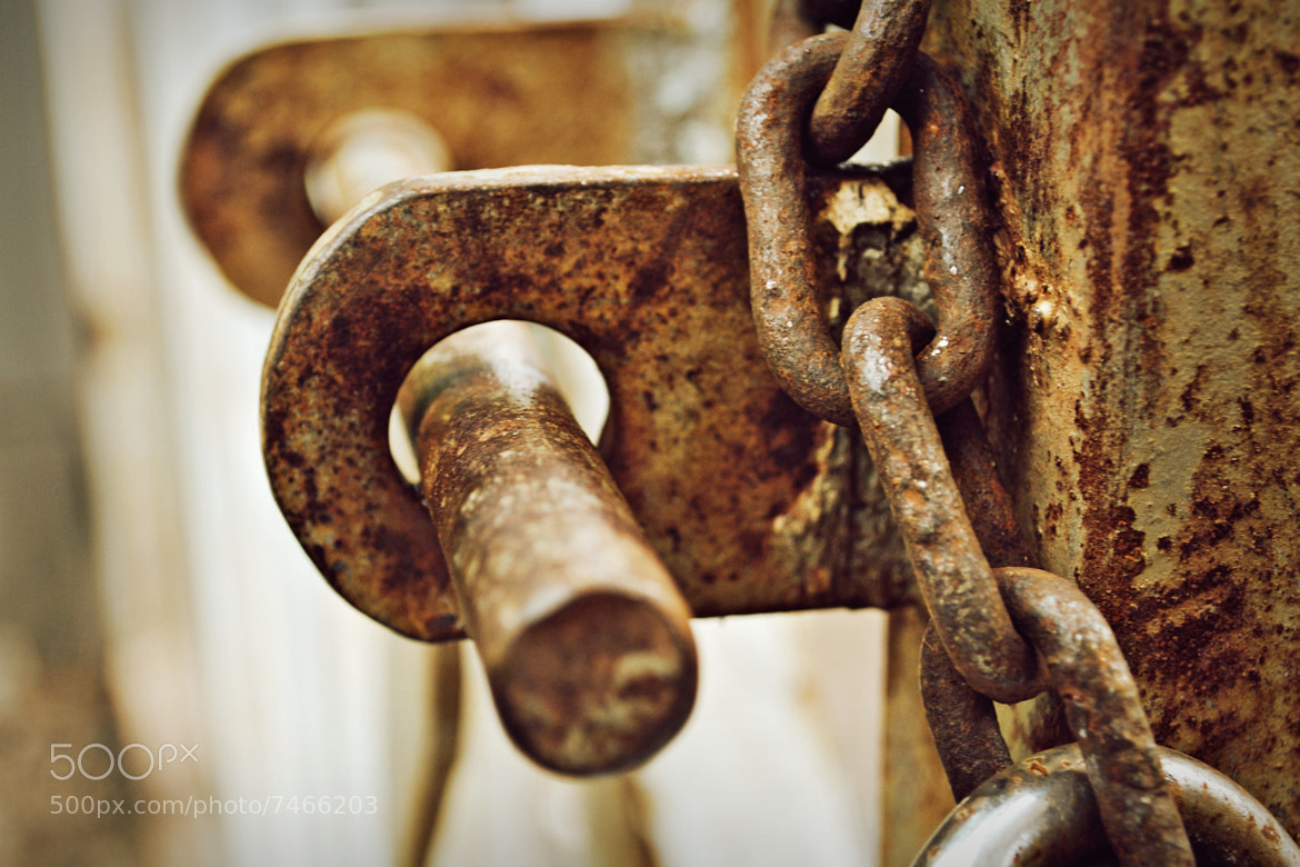 Photograph Rusted Faith by Sandeep Rathod on 500px