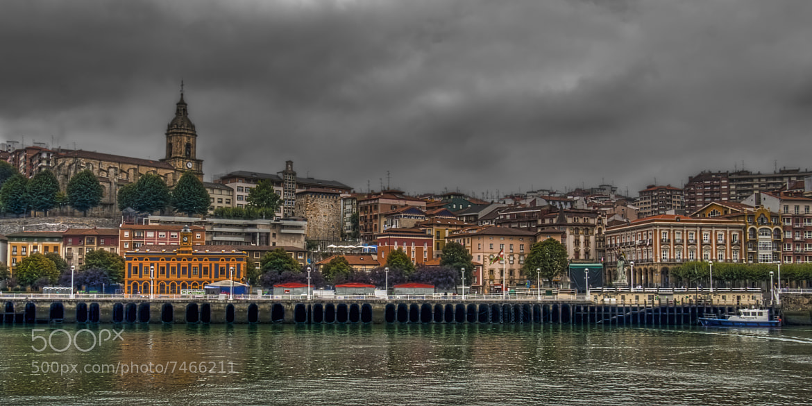 Photograph Portugalete  by Patxi De Linaza López on 500px