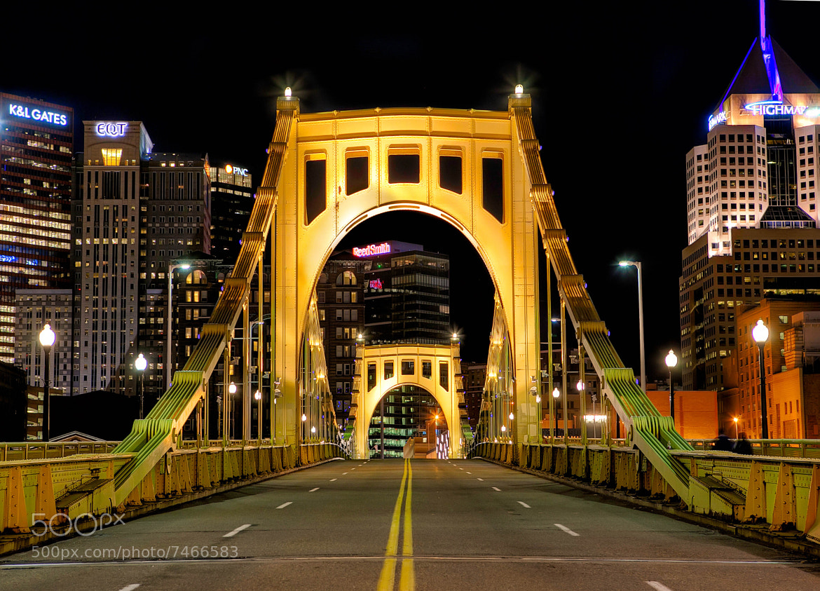 Photograph Golden Arches by Kurt Miller on 500px