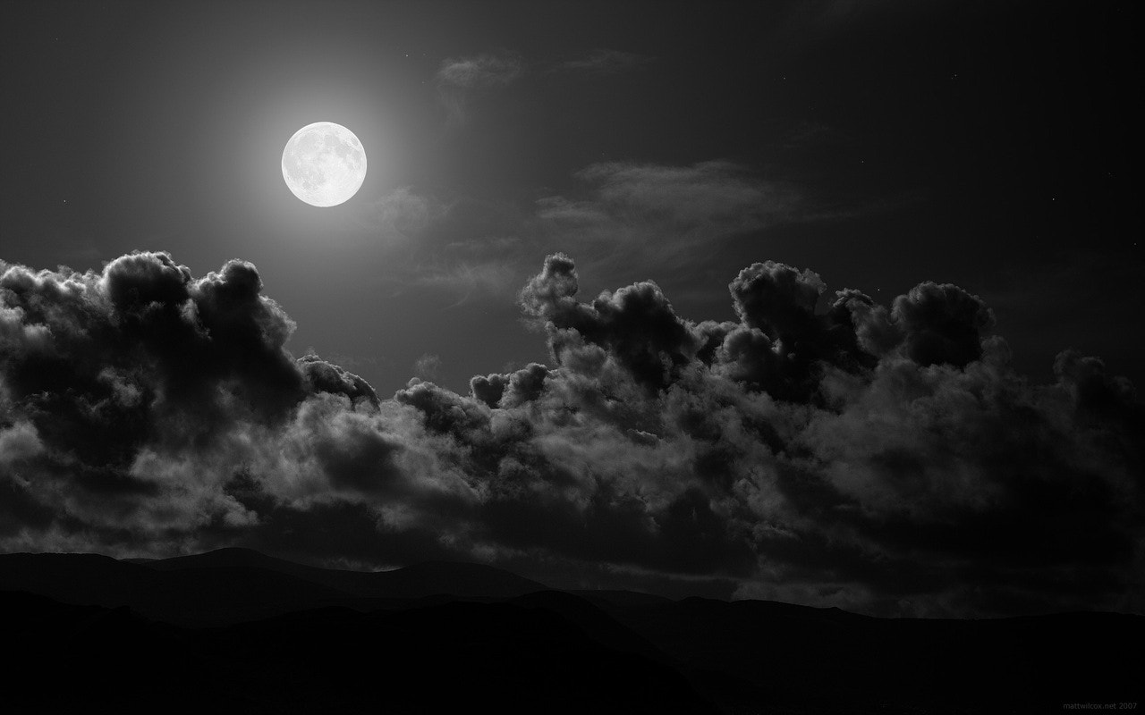 Photograph The Moon by Daniel Roy on 500px
