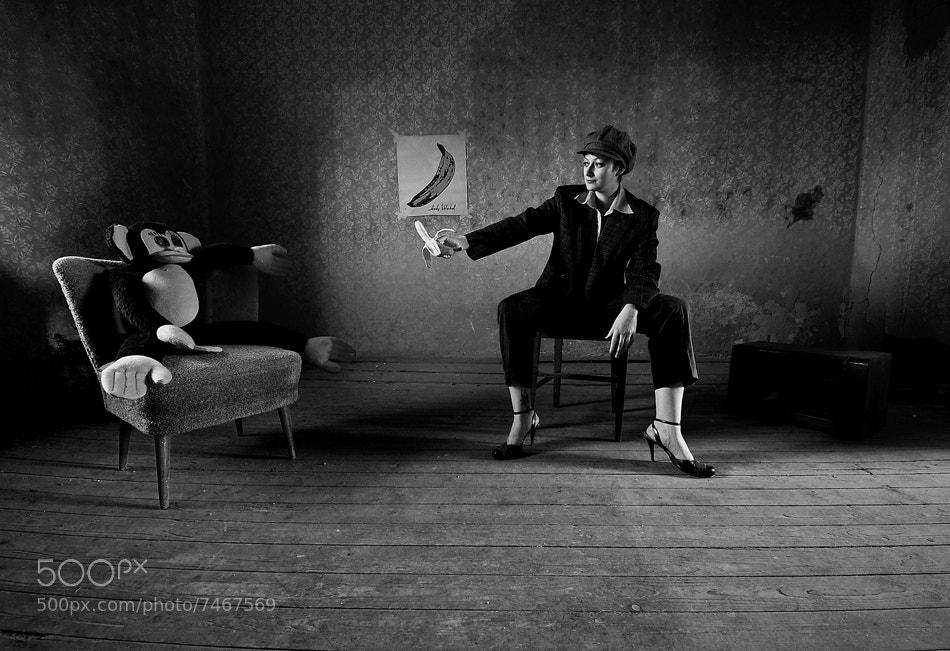 Photograph banana? by Mario Grobenski on 500px