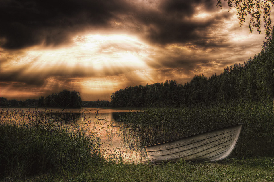 "Photograph ""The remains of the day..."" by Janne Olkkonen on 500px"