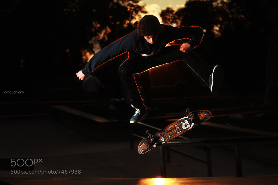 Photograph SkateBoard by Arnaud Moro on 500px