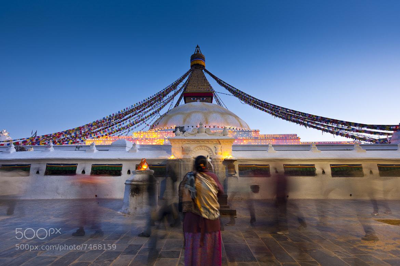 Photograph Boudhanath stupa by Supawat Denamporn on 500px