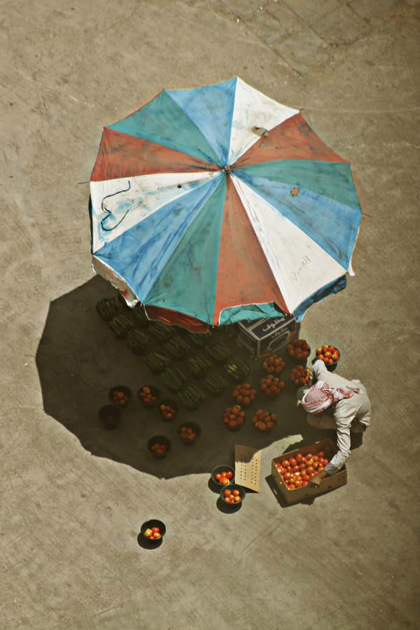 Vegetable Seller by Ali AL-Zuhair on 500px.com