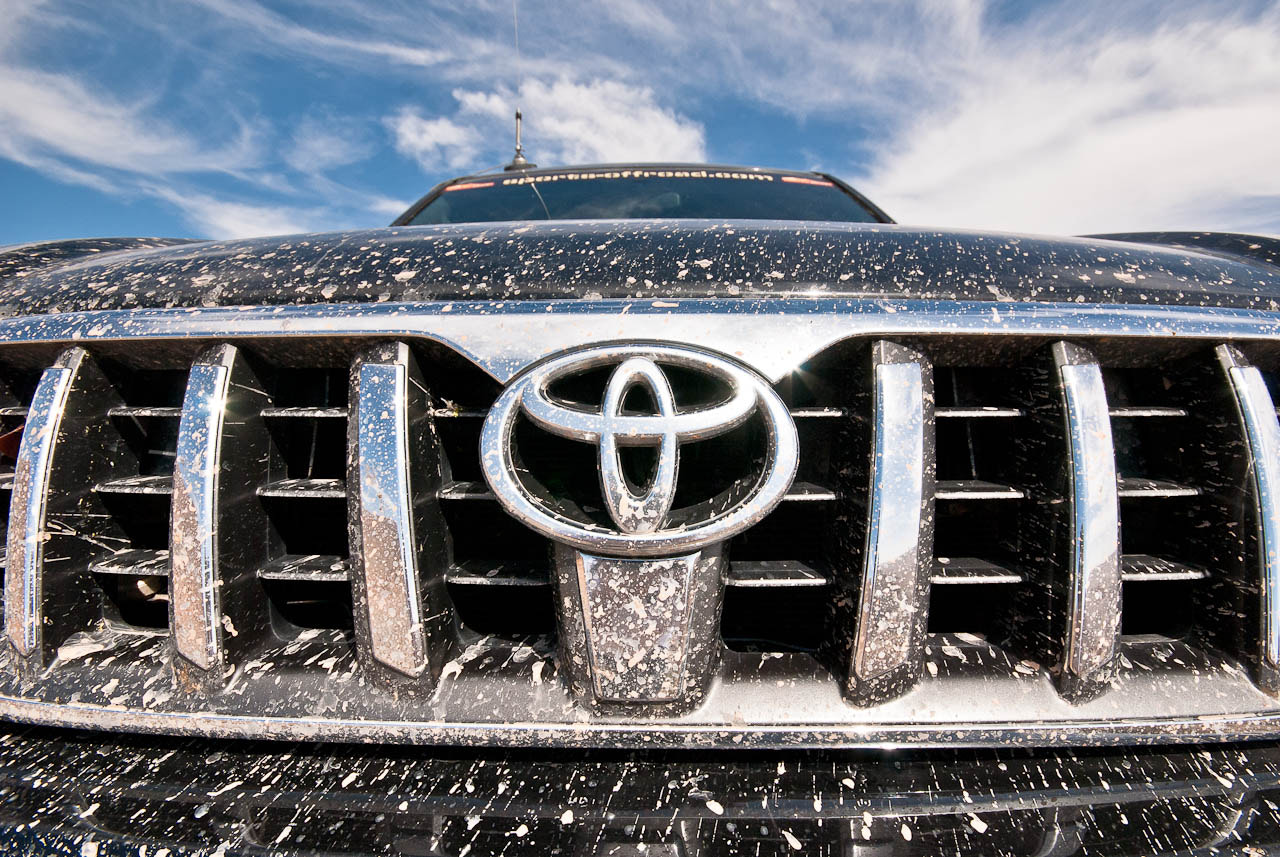 Photograph Toyota by Jorge Toro on 500px