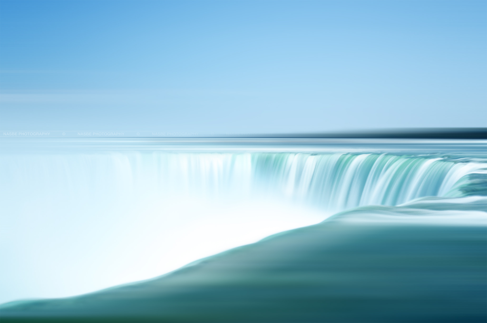 Photograph Falls by Nasbe Photography on 500px