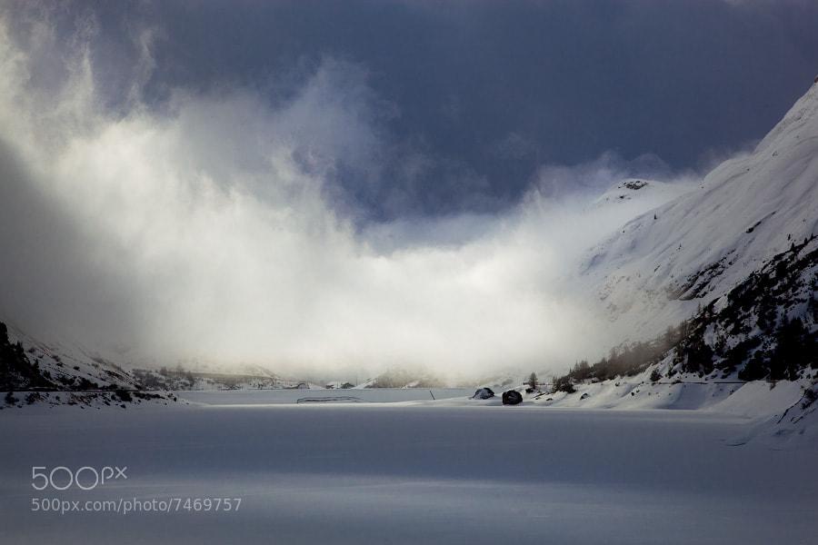 Photograph Severe Alpine spring by Alexei Mikhailov on 500px
