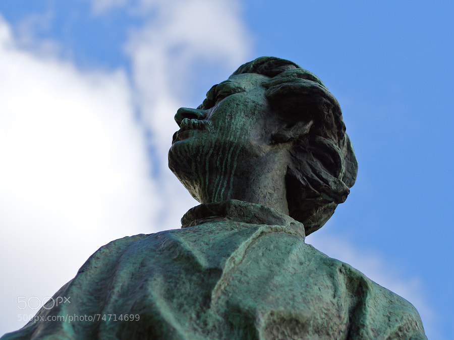Photograph Maxim Gorky at Cook Street by Andrew Barkhatov on 500px