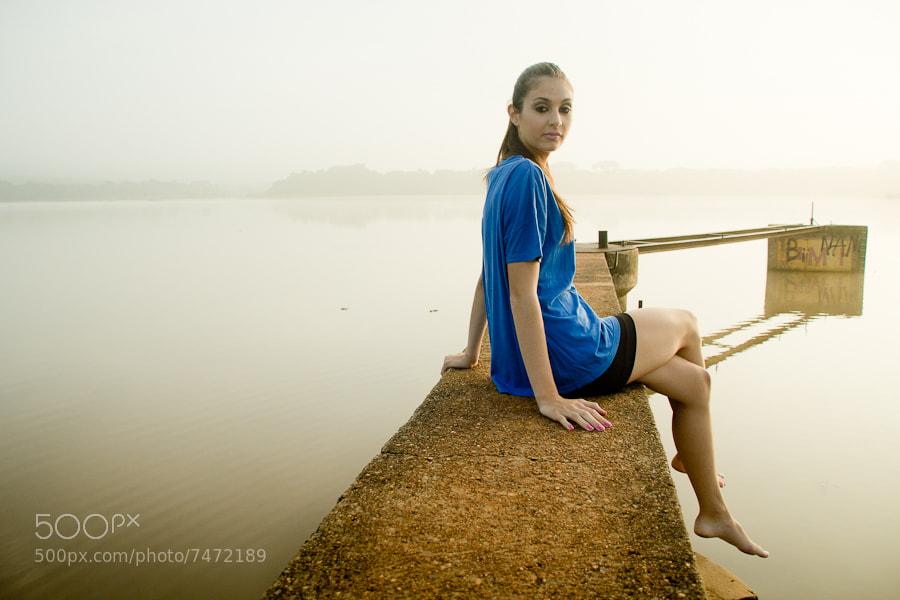Photograph Flávia C. by Paulo Valentim on 500px