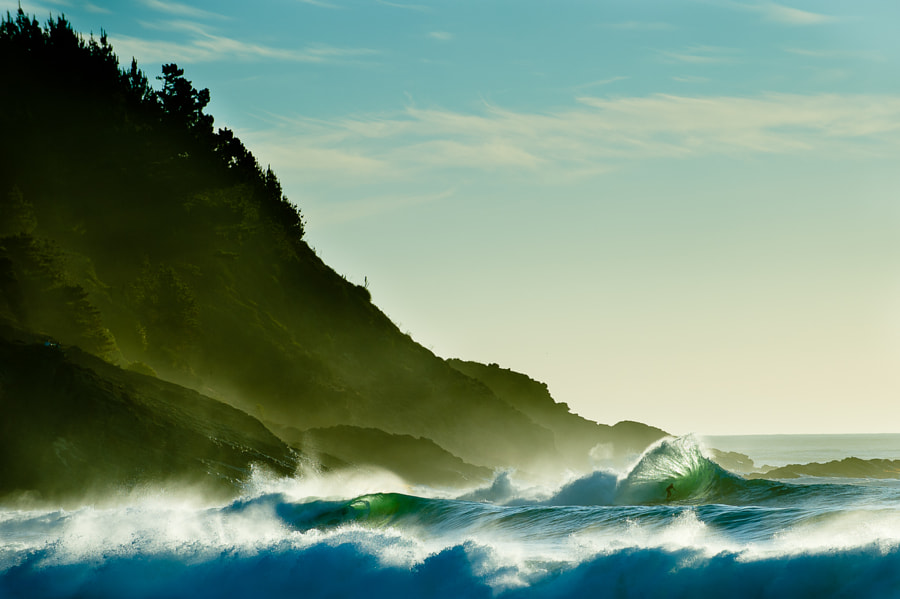Photograph Illume Surf by Chris  Burkard on 500px