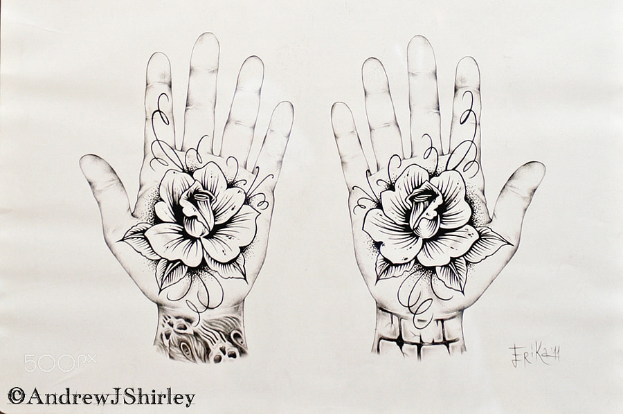 Hand Tattoo Designs. by Andrew Shirley / 500px
